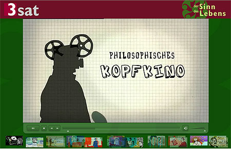 Philosophisches Kopfkino