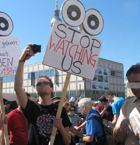 Stop watching, aber...