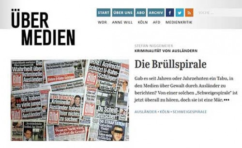 ÜberMedien Screenshot