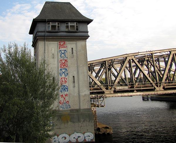 Turm, Elsenbrücke