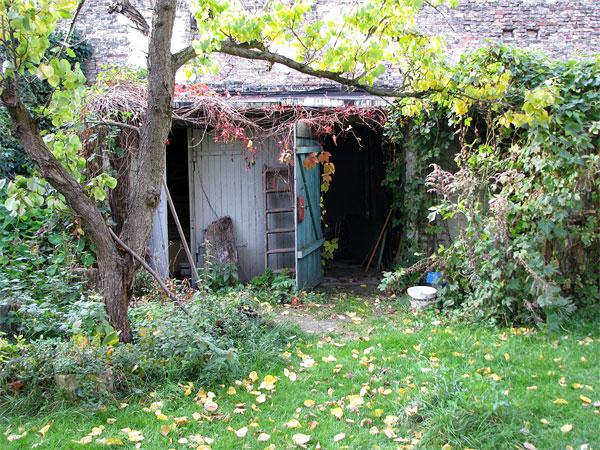 Wilde Garten