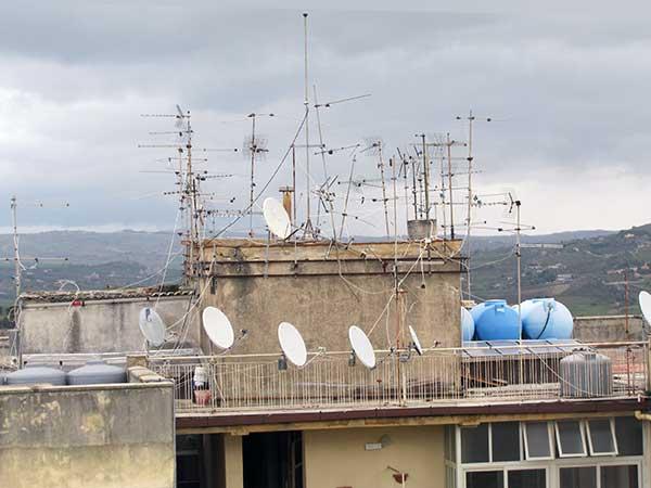 ÜBer den Dächern von Agrigent