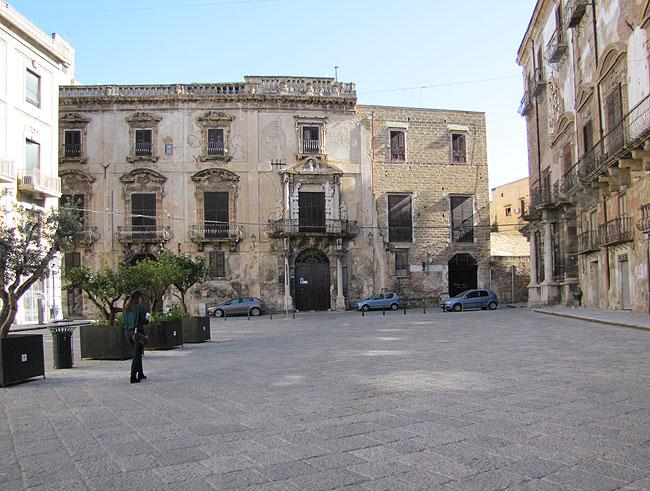 Stadplatz Palermo