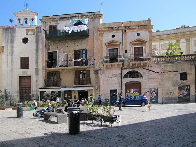 Platz Palermo