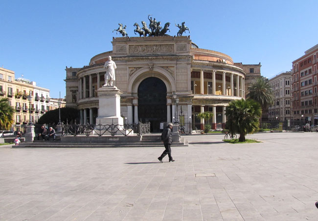 Theater Palermo