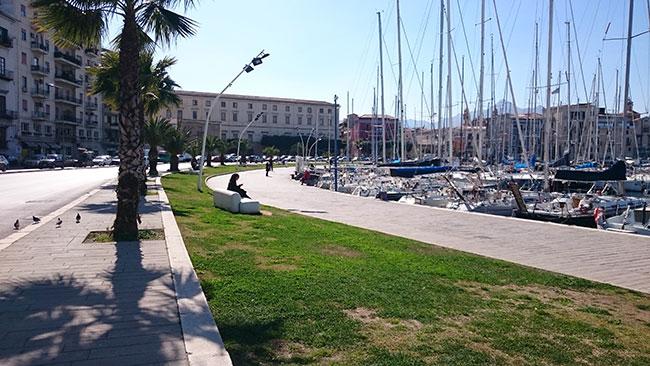 Yachthafen Palermo