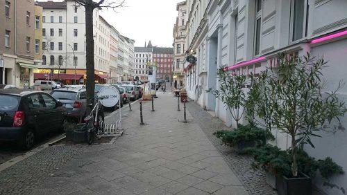 in Kreuzberg