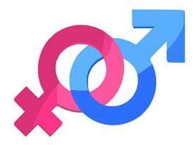 Geschlechtersymbole