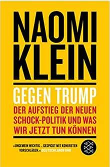 Naomi Klein - Cover