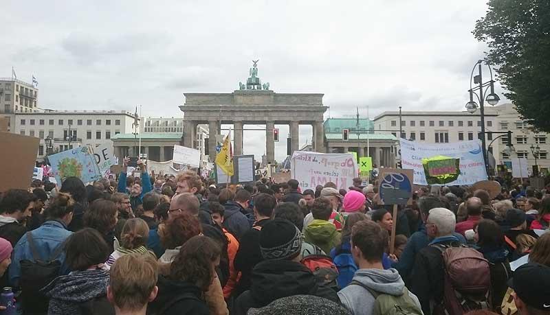 Klimademo Berlin