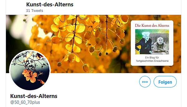 Profil Kunst des Alterns