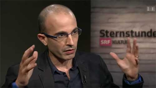 Juvel Harari - Historiker