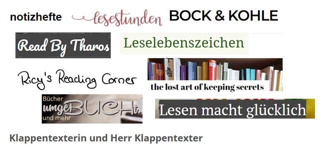 Buchblogs
