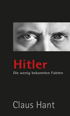 "Buchcover ""Hitlerfakten"""