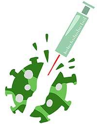 Impfung, Symbolbild